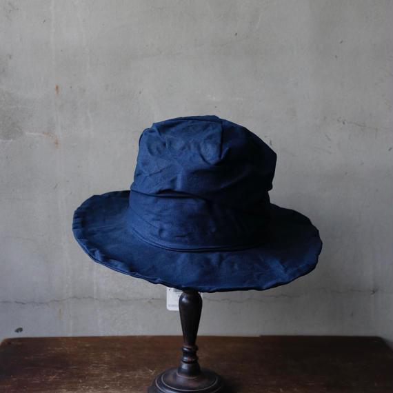 Reinhard plank レナードプランク/  帽子 CROSS COATED COTTON  / rp-17005