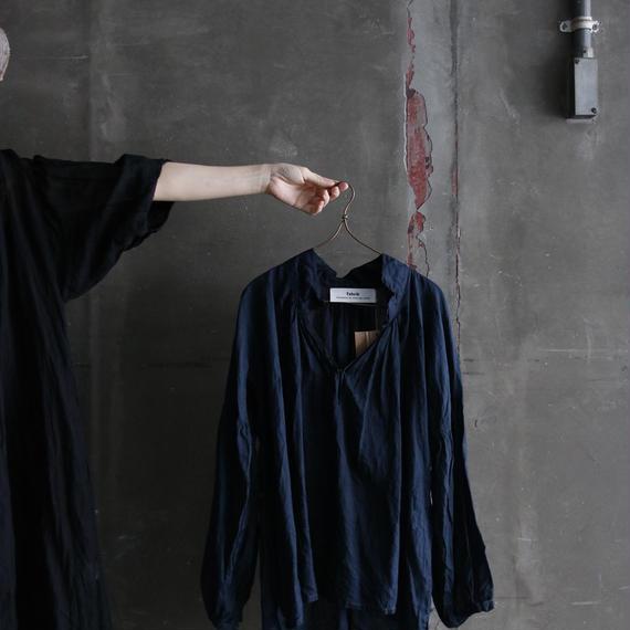 Tabrik タブリク / gather blouseギャザーブラウス / ta-18025