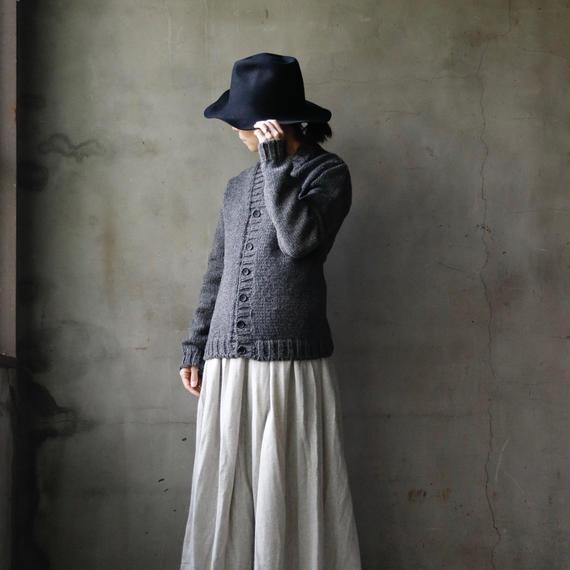Bergfabel バーグファベル / Hand-made sweaterハンドメイドセーター/ BFmW10/702g