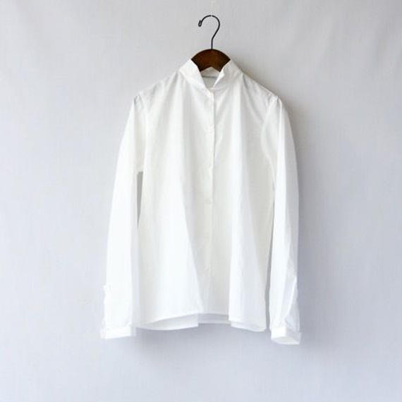 Bergfabel バーグファベル / large shirt wing collarウィングカラーシャツ /bfw-16005