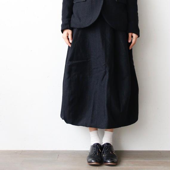 Bergfabel バーグファベル / skirt w bodyスカート /BFwsk14a503