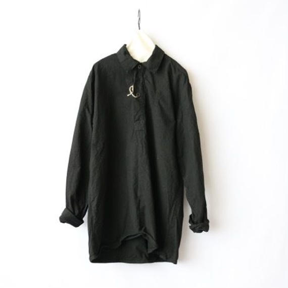 Euro select ユーロセレクト / グランパシャツVintage Grandpa shirt  / eu-16001