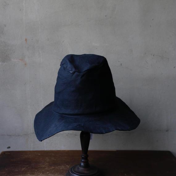 Reinhard plank レナードプランク/  帽子 BUCKET COATED COTTON  / rp-17003
