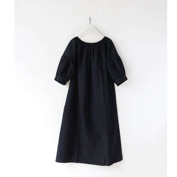 Bergfabel バーグファベル / Balloon dress cottonバルーンドレス/ bfw-17000