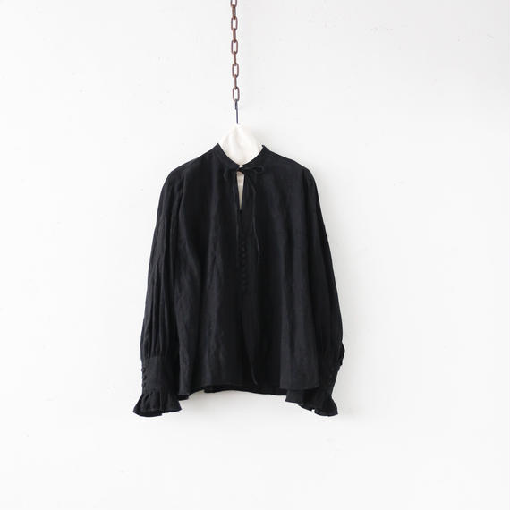 cavane キャヴァネ / 【受注】 Flare-sleeve Blouse ブラウス / ca-18077