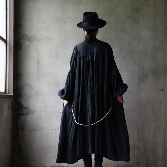 cavane キャヴァネ /  【受注】Balloon sleeve dressバルーンスリーブドレス / ca-18076