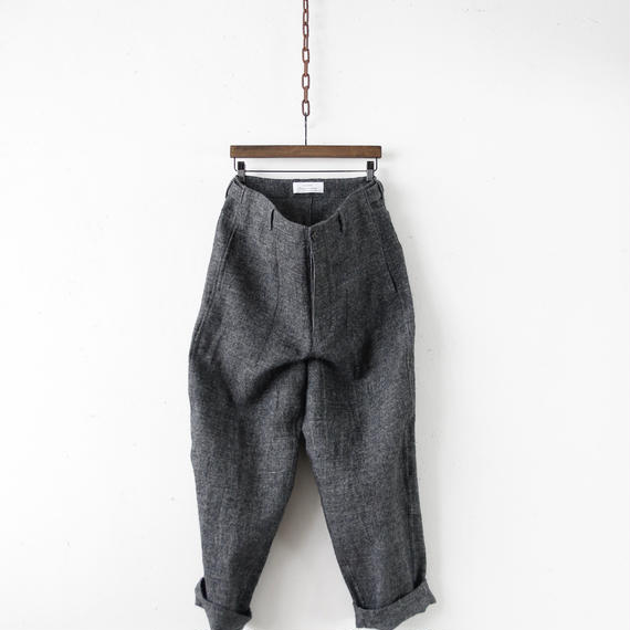 cavane キャヴァネ / over pantsオーバーパンツ / ca-18094