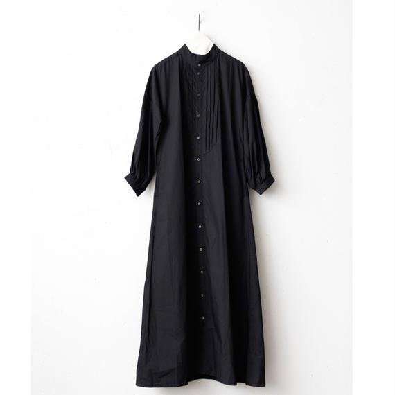 cavane キャヴァネ / Farmer pleated long dressファーマープリーツロングドレス  / ca-17054