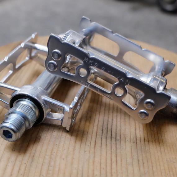 MKS Sylvan Track Pedal Silver