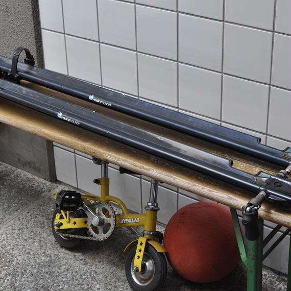 ROCKY MOUNTS Jet Line Roof Bike Rack 2本セット