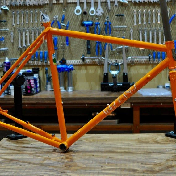 VeloOrange / Pass Hunter Disc Frame