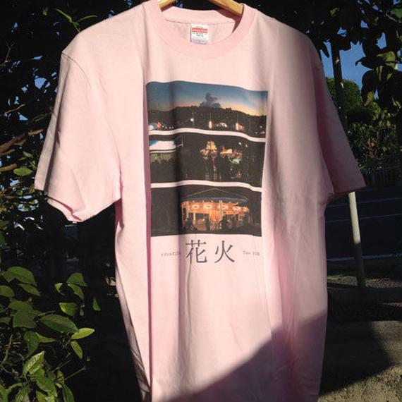 CD屋Tシャツ 『花火』