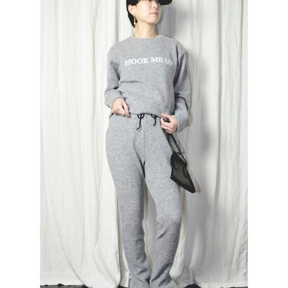 Pullover gray