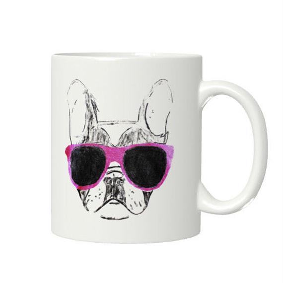 Emo mug cup