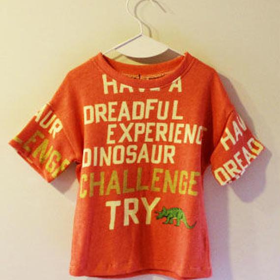 ダイナソーTシャツ 100cm