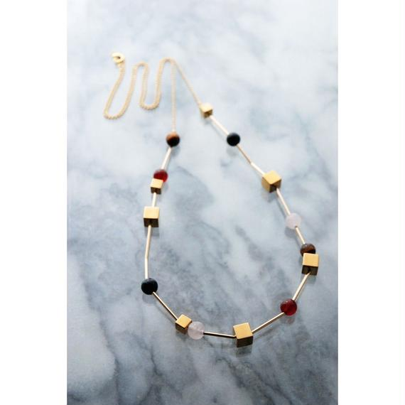 """""""GALA"""" Necklace - RED"""