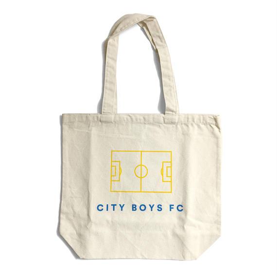 SHUKYU × CITY BOYS FC TOTE ①