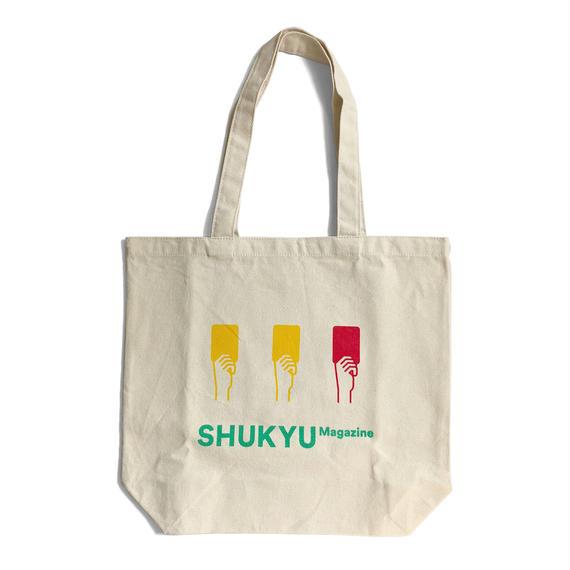 SHUKYU × CITY BOYS FC TOTE ③
