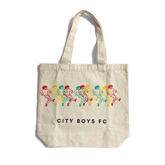 SHUKYU × CITY BOYS FC TOTE ⑬