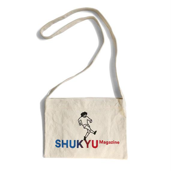 SHUKYU × CITY BOYS FC SACOCHE ⑧