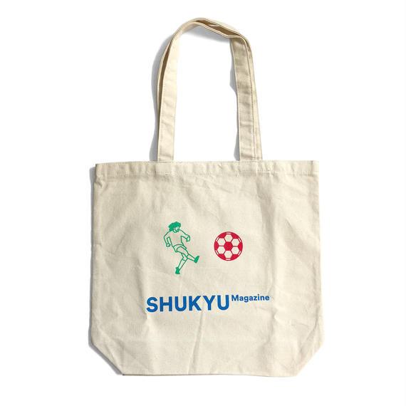 SHUKYU × CITY BOYS FC TOTE ⑨