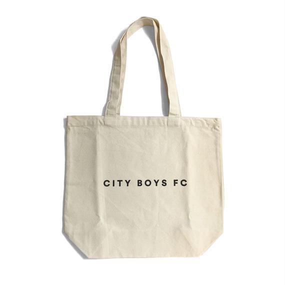SHUKYU × CITY BOYS FC TOTE ⑫