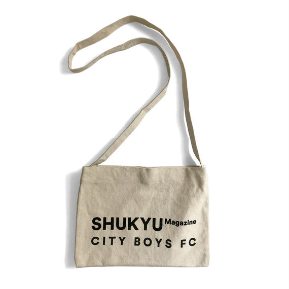SHUKYU × CITY BOYS FC SACOCHE ⑭