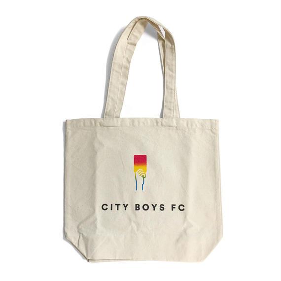 SHUKYU × CITY BOYS FC TOTE ⑤