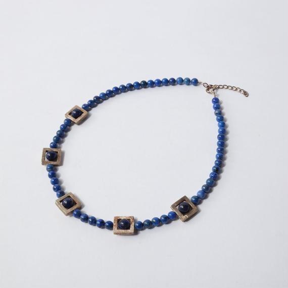 【SALE】ラピスラズリのネックレス