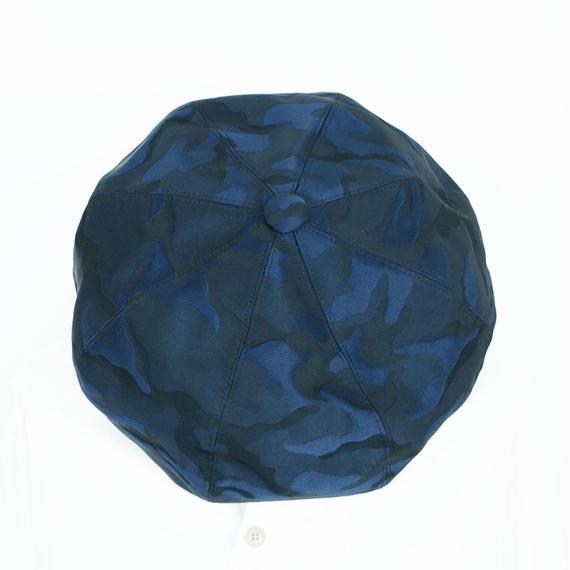 mitake/big beret(navy camo)