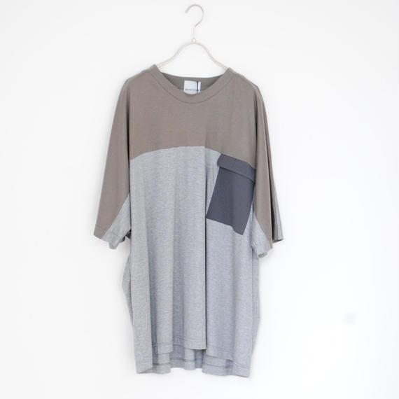 Hiroyuki Watanabe/カラーパレットポケットtee( gray)