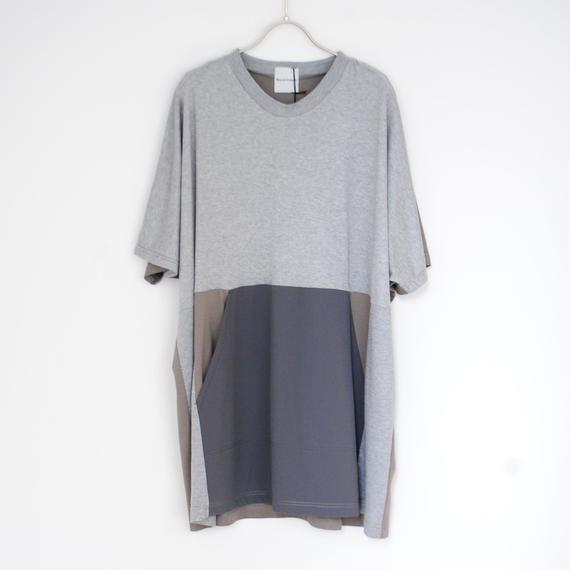 Hiroyuki Watanabe/カラーパレットワンピース( gray)