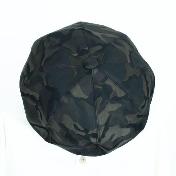 mitake/big beret(green camo)