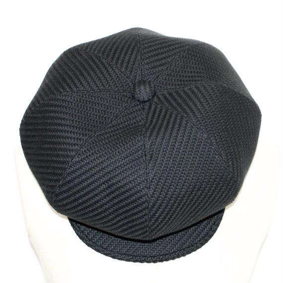 mitake/big casquette(black)
