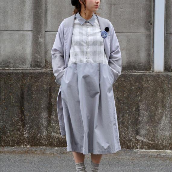 Hiroyuki Watanabe/夢で着ていたワンピース(gray)