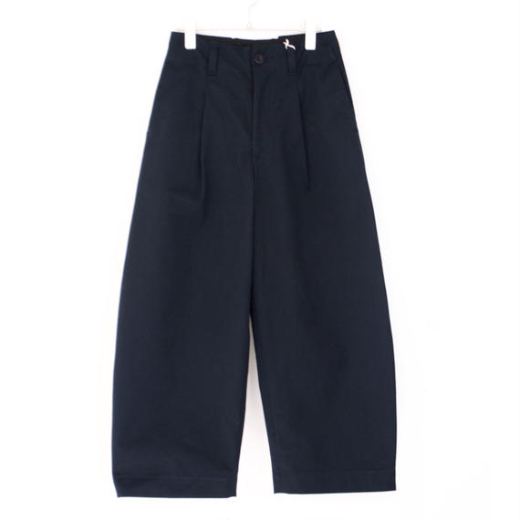 ASEEDONCLOUD/HW wide trousers (備前壱号・charcoal)