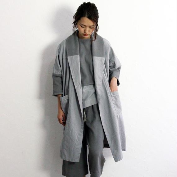 Hiroyuki Watanabe/ソメカオルコート(gray)