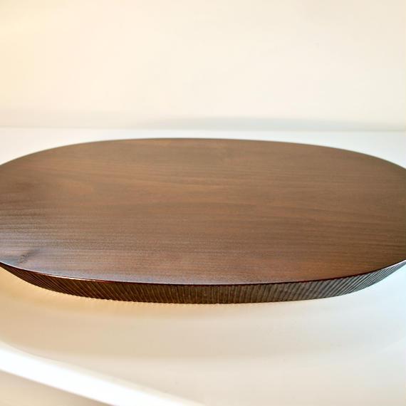 両面皿〈楕円〉