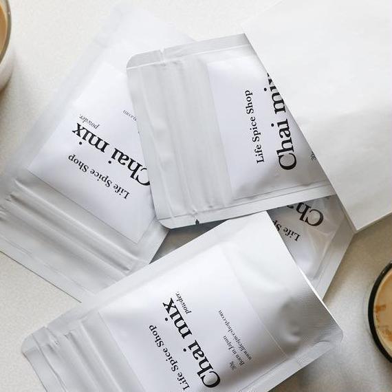 Chai mix & Assam セット