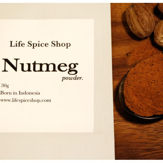 Nutmeg powder / ナツメグパウダー