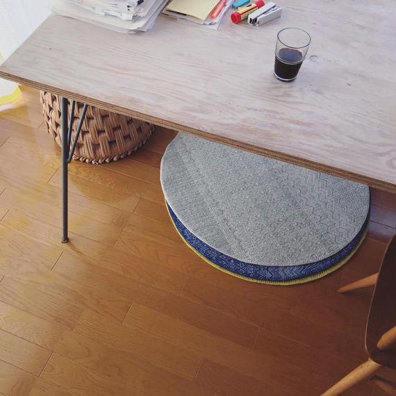 -NEW- Ethnicfor rug [ROUND]