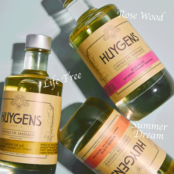 HUYGENS  SOFT MASSAGE OIL