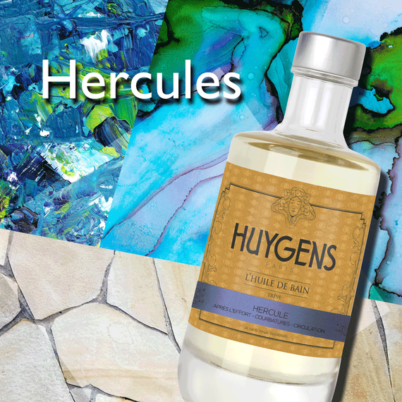 HUYGENS DEFUSION BATH OIL