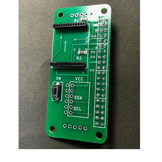 EASEL社LoRaモジュール(ES920LRB、ES920LRA1B)用Raspberry Pi HAT基板