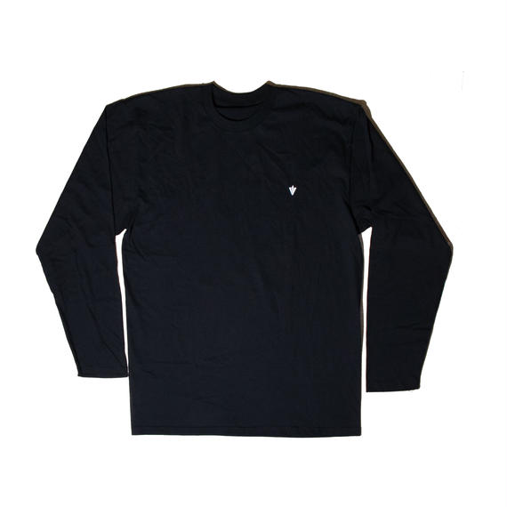 PAPER PLANES UNISEX LONG SLEEVE TEE BLACK