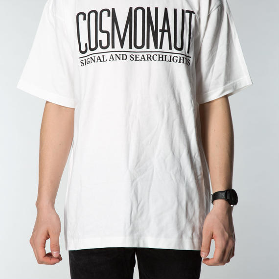 LOGO MENS TEE WHITE