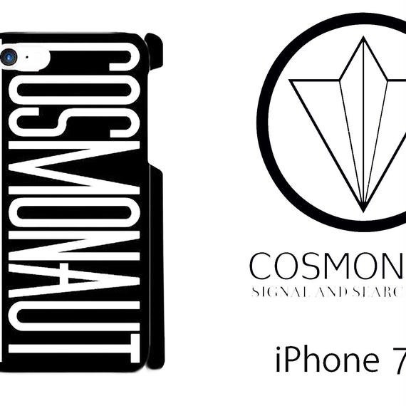 LOGO BLACK iPHONE CASE