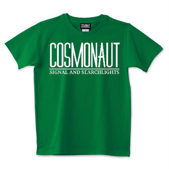 LOGO MENS TEE GREEN