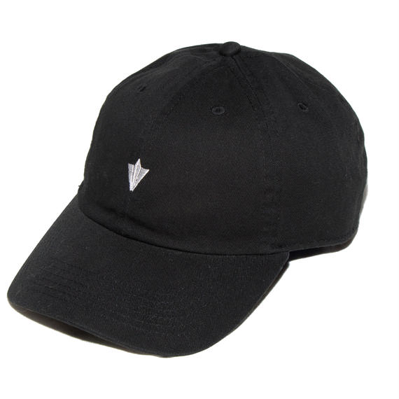 【再入荷予約受付】PAPER PLANES LOW CAP BLACK