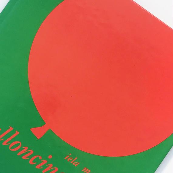 Title/ il palloncino rosso   Author/ Iela Mari